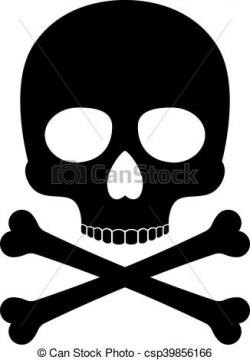 Death clipart crossbone