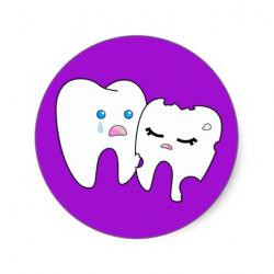 Decay clipart tooth cartoon