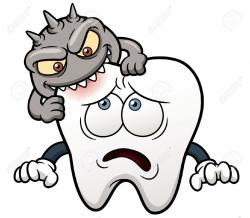 Decay clipart tooth smile