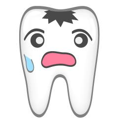 Decay clipart unhealthy tooth