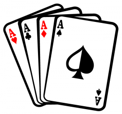 Deck clipart poker player