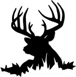 Dear clipart deer hunting