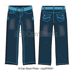 Jeans clipart denim