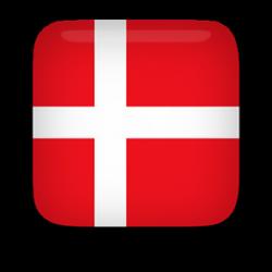 Danish clipart denmark flag