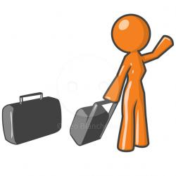 Travel clipart departure