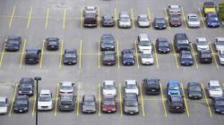 Departure clipart parking spot