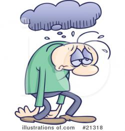 Gloomy clipart fatigue