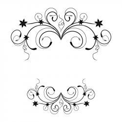 Floral clipart floral design