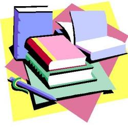 Course clipart literature review