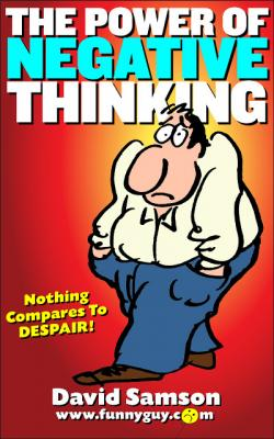 Despair clipart negative thinking