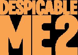 Despicable Me clipart vector logo