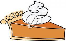 Pies clipart whip cream pie
