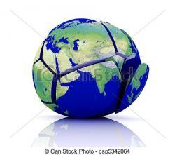 Destruction clipart earth