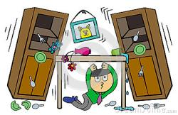 Destruction clipart earthquake safety