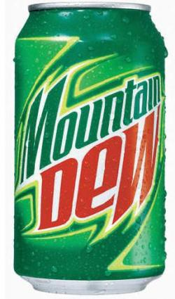 Mountain Dew clipart