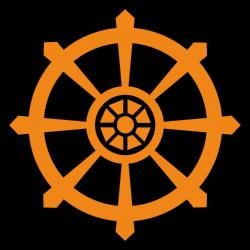 Buddha clipart dhamma
