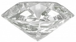 Crystals clipart white diamond