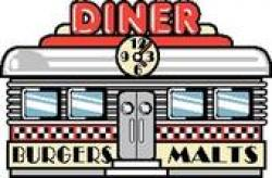 Diner clipart american diner