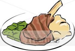 Ham clipart lamb chop