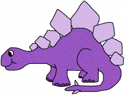 Number clipart dinosaur