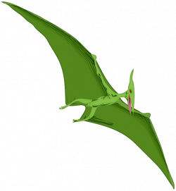 Pteranodon clipart pterodactyl