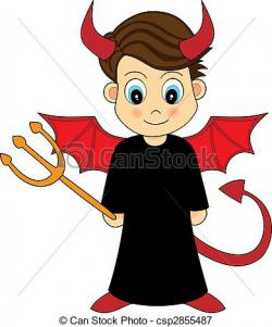 Hell clipart cute demon