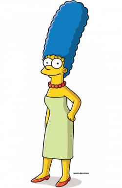 The Simpsons clipart mother