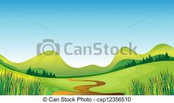 Dirt Road clipart