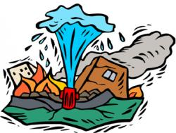 Disaster clipart