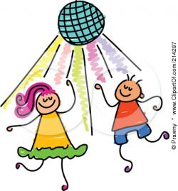 Danse clipart disco ball