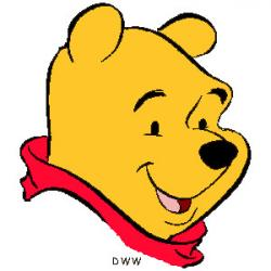 Face clipart winnie the pooh