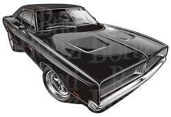 Dodge clipart dodge charger
