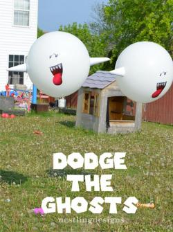 Dodge clipart outside game