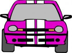 Dodge clipart pink