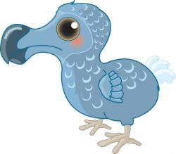 Dodo clipart extinction