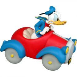 Donald Duck clipart car driving