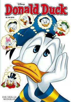 Donald Duck clipart driving lesson