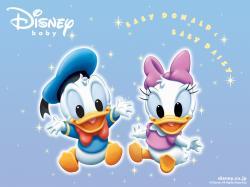 Donald Duck clipart famous