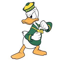 Oregon clipart Oregon Ducks Clipart