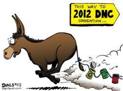 Donkey clipart run