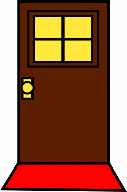 Shed clipart Close The Door Clipart