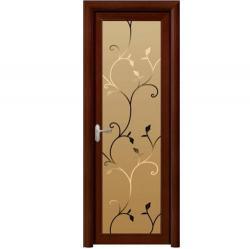 Doorway clipart toilet door
