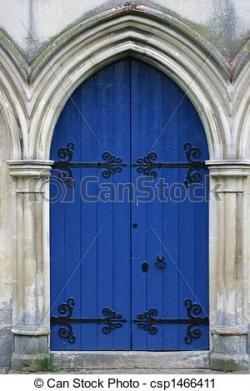 Doorway clipart archway