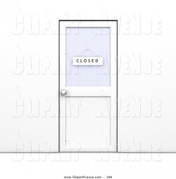 Doorway clipart office door