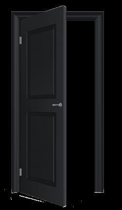 Doorway clipart closed door