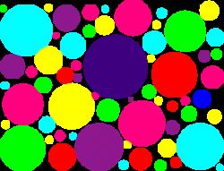 Dots clipart