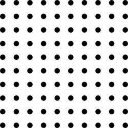 Dots clipart vector