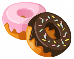 Dunkin Donuts clipart breakfast pastry
