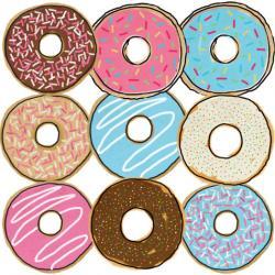 Doughnut clipart cute tumblr