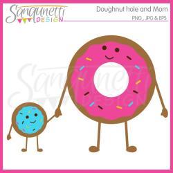 Dougnut clipart donut hole